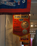 Miners' Union Banners